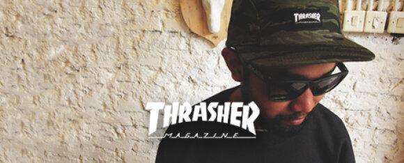 Thrasher tøj