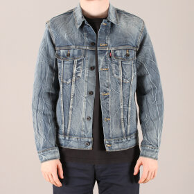 Levis Skateboarding - Levi's Skate Trucker Se Batter Denim Jacket