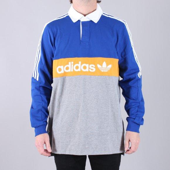 Adidas Skateboarding - Adidas Heritage Polo Tee