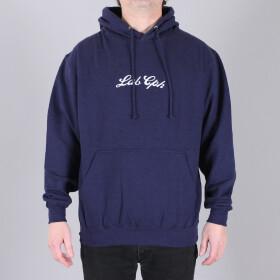 Lab - LabCph Emb. Logo Hood Sweatshirt