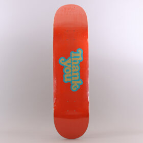 Thank You - Thank You Logo Skateboard