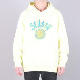Stüssy - Stüssy City Seal App. Hood Sweatshirt