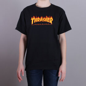 Thrasher - Thrasher Youth Flame Tee Shirt