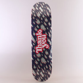 Thank You - Thank You Modern Logo Skateboard